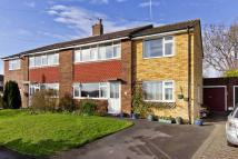 4 bed semi detached house in Cardinal Close...