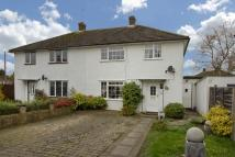 semi detached home in Rembrandt Close...