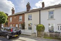 3 bedroom Terraced property in Danvers Road, TONBRIDGE...