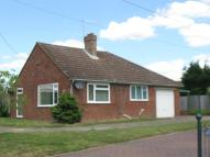 Detached Bungalow to rent in Bush Road, East Peckham...