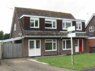 3 bed semi detached home to rent in Longmead Way, Tonbridge...