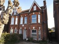semi detached house in Woodfield Road...