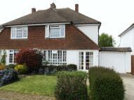 semi detached home in Walton Road, Tonbridge...