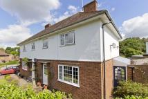 semi detached home for sale in Hillingdon Rise...