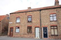 3 bed Terraced home to rent in Stammergate, Thirsk