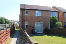 1 bed semi detached property to rent in Grange Close...