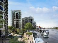 property for sale in Two bedroom apartment in Riverlight, Nine Elms, SW8