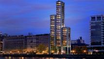 property for sale in Three Bedroom Double Bay Luxury Apartment, Merano Residences, Albert Embankment, SE1