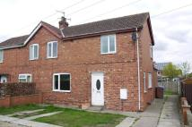 semi detached property in Snaith Road, East Cowick