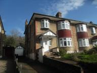 4 bed semi detached home in Farnaby Road, Shortlands