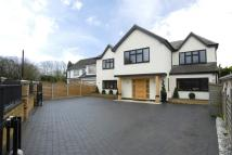 new home in Leesons Hill, Kent
