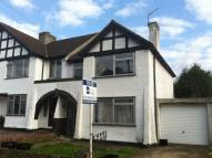 3 bedroom semi detached property to rent in Ruskin Walk, Bromley