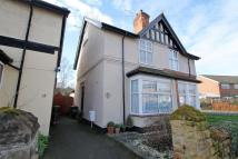 semi detached property in Carnarvon Grove, Gedling...