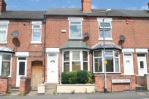2 bed Terraced house to rent in Worrall Avenue, Arnold...