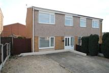 3 bed semi detached home in 5 Brook Avenue, Arnold...