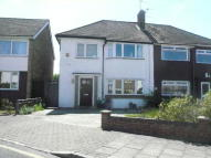 semi detached house to rent in Wellington Road, Bromley...