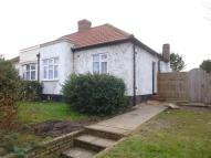 Semi-Detached Bungalow in Chelsfield Road...
