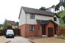 Semi-detached Villa for sale in 53 Castle Avenue, AIRTH...