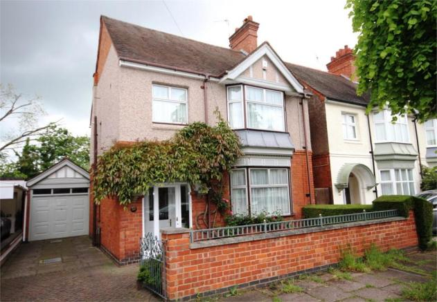 3 Bedroom Detached House For Sale In Manor Park Road Nuneaton