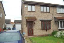 38 Greenhow Close semi detached house to rent