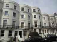 Studio apartment to rent in Lansdowne Place, HOVE,