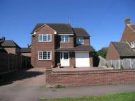 Wadnall Way Detached house to rent