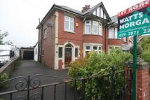 3 bed semi detached property to rent in Baron Road, Penarth...