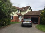 Detached house in Brockhill Way, Penarth