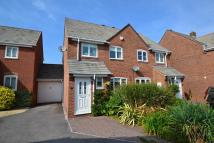 semi detached house for sale in Blandford St Mary