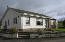 Detached Bungalow in Castleview, Sanquhar, DG4