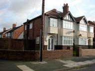 semi detached home in Myers Road East, Crosby...