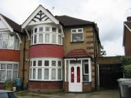 Flat to rent in NORTHWICK AVE  HARROW...