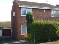 semi detached home for sale in Hollyhouse Drive...