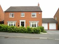 4 bedroom Detached home for sale in Poppyfields, Marehay...