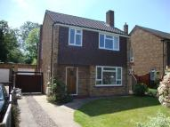 Detached house in Charlock Way, Guildford