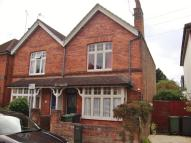 Terraced property to rent in Falcon Road, Guildford