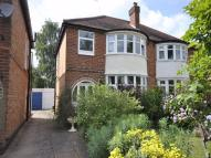 Stonor Road semi detached property for sale