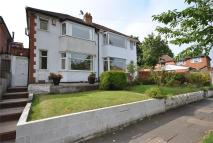 semi detached home for sale in Whitecroft Road, Sheldon...