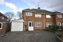 3 bedroom semi detached home for sale in Lindridge Road, Shirley...