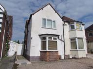 semi detached house in Yew Tree Lane, Yardley...