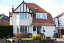 4 bed Detached house in Church Road, CH63