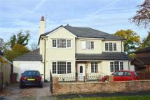 Detached home in Uplands Road, CH62