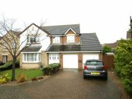 Detached home to rent in Astbury, Marton