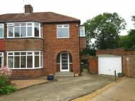 3 bed semi detached house to rent in Lunedale Avenue, Tollesby