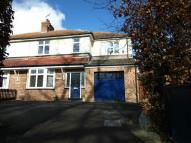 Grange Avenue semi detached house for sale