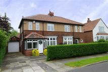 3 bedroom semi detached property in Bedford Road, Nunthorpe