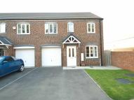 semi detached property to rent in Turnbull Way...