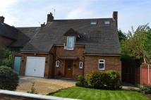 Detached home in St Stephens Road, CH42