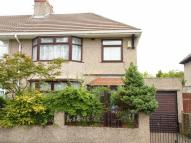 semi detached property for sale in Ingleborough Road, CH42