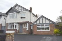 Detached house in Waterpark Road, CH42